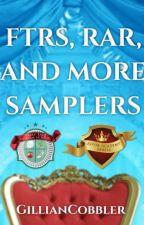 FTRS, RAR, and more Sampler by GillianCobbler