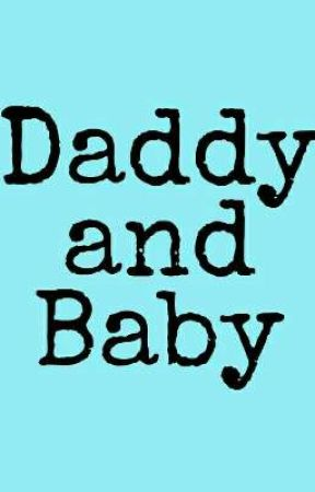 Daddy and Baby by peanut_butter555