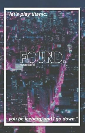 found. » m.c. by ptvwithsirens