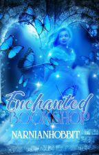 Enchanted Bookshop || Graphic Portfolio by NarnianHobbit