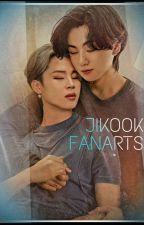 JIKOOK FANART 2 by sugarwraith3012