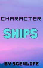 Characters in books that I ship by SGE4Life
