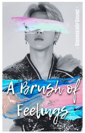 A Brush of Feelings ~ [jikook] by DisorderOfSound