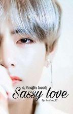 Sassy love || Taejin by Insfire_12