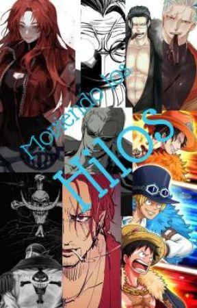 Moviendo Los Hilos (one Piece)  by chunta-tenchi