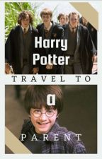 Harry Potter travel to a Parent by AuroraHazelwood975