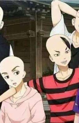 [Tokyo Revengers] Nơi Vã Otp Độc Và Lạ
