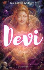 Devi (The Primordial Deity) by VibishaLakshman