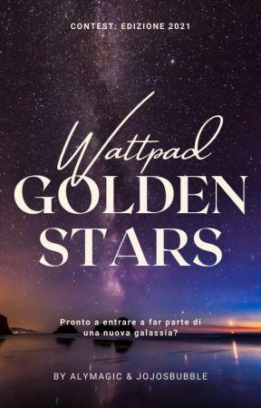 Wattpad Golden Stars by AlyMagic