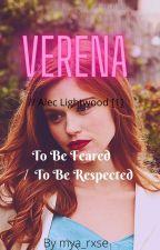 Verena // Alec. Lightwood by mya_rxse