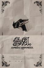 SCENTLESS APPRENTICE  ━━  BOOK REVIEWS by JUPlTERBARNES