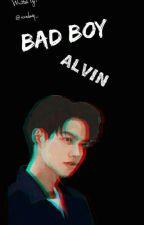 BAD BOY ALVIN by xxndasq_