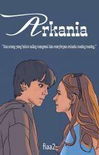 ARKANIA   PERJODOHAN by AlfiyahAini2