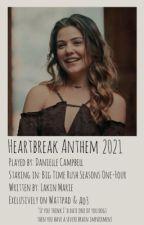 Heartbreak Anthem | kendall knight by lakin_marie