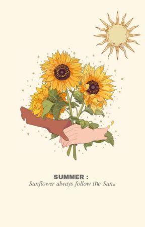 SUMMER  by Magulfie