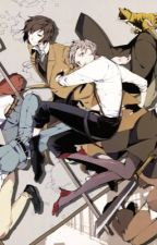 Atsushi's Day With The Port Mafia || Part 2!! by bungostraydoggo13
