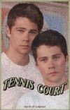 TENNIS COURT ⋆ CHILD AND TEEN FACECLAIMS cover