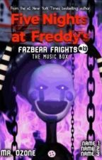 Fnaf Fazbear Frights by Lucius Redwing  by LuciusRedwing