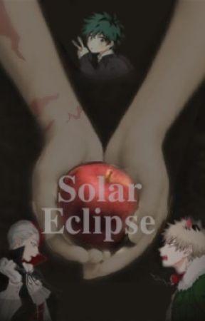 Solar Eclipse  by lyzard_fan_fics