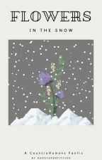 Flowers in the Snow (A CountryHumans Fanfic) by Entity30311