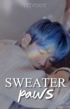 sweater paws    soobin by txtverse