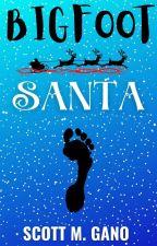 Bigfoot Santa by ScottMGano