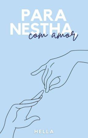 Para Nestha, com amor by srta-h