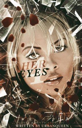 Her Eyes 4 by UrbanQueen