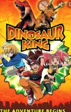 dinosaur king: The Dino Queen by dinotamer