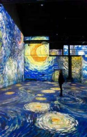 Secrets of Van Gogh  by BolachinhadeGoiaba