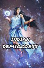 Indian Demigodess by emmanewlisa