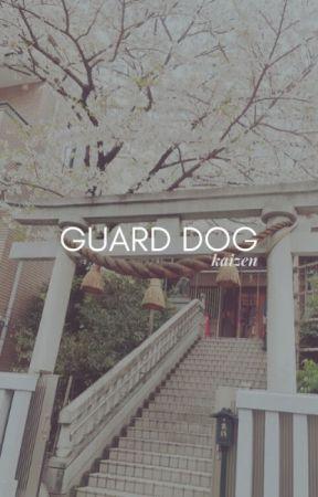 guard dog   genshin impact by liyueharbor