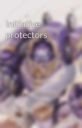 Initiative protectors by Desmond_SpardaGOW