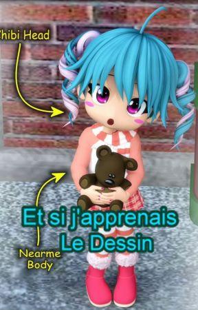 Et si j'apprenais Le Dessin by Sakura-Kanzan