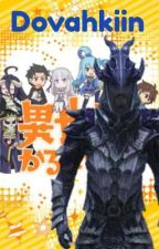 Dovahkiin in Isekai Quartet Fanfic (male reader) by Pevusbass