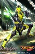 [Fanfic] Kamen Rider Zero-One x Senki Zesshou Symphogear: Toward The Dream by KR_Fanfic