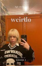 Weirdo by mjdakid_x