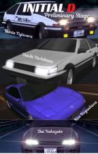 Initial D: Preliminary Stage by Blitzprothetank