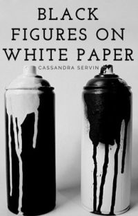 Black Figures on White Paper cover