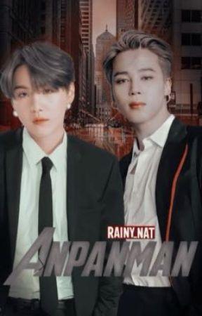 Anpanman <Yoonmin> by Rainy_Nat