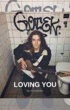 LOVING YOU // JOEL HOKKA by shutupniko