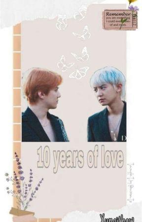 10 years of love ( 세찬 )  by Xunqithaw