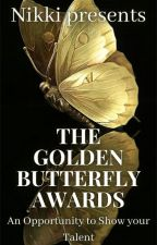 The Golden Butterfly Awards by lavenderrays-