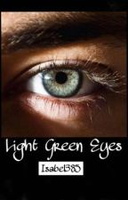 Light Green Eyes by Isabel385