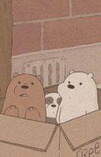 Little bear by Chantikaauna