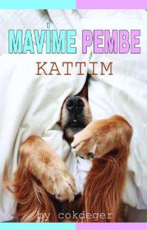 MAVİME PEMBE KATTIM by cokdeger