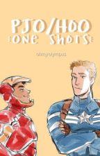 PJO/HoO One Shots | x reader by ohmyolympus