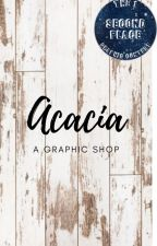 ACACIA║GRAPHIC SHOP by Madilyn_Potter