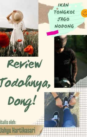 Review Jodohnya, Dong! by wahyuhartikasari