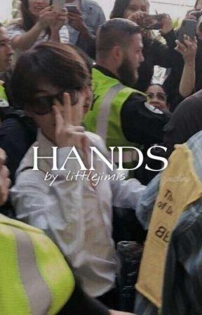 hands by littlejimis